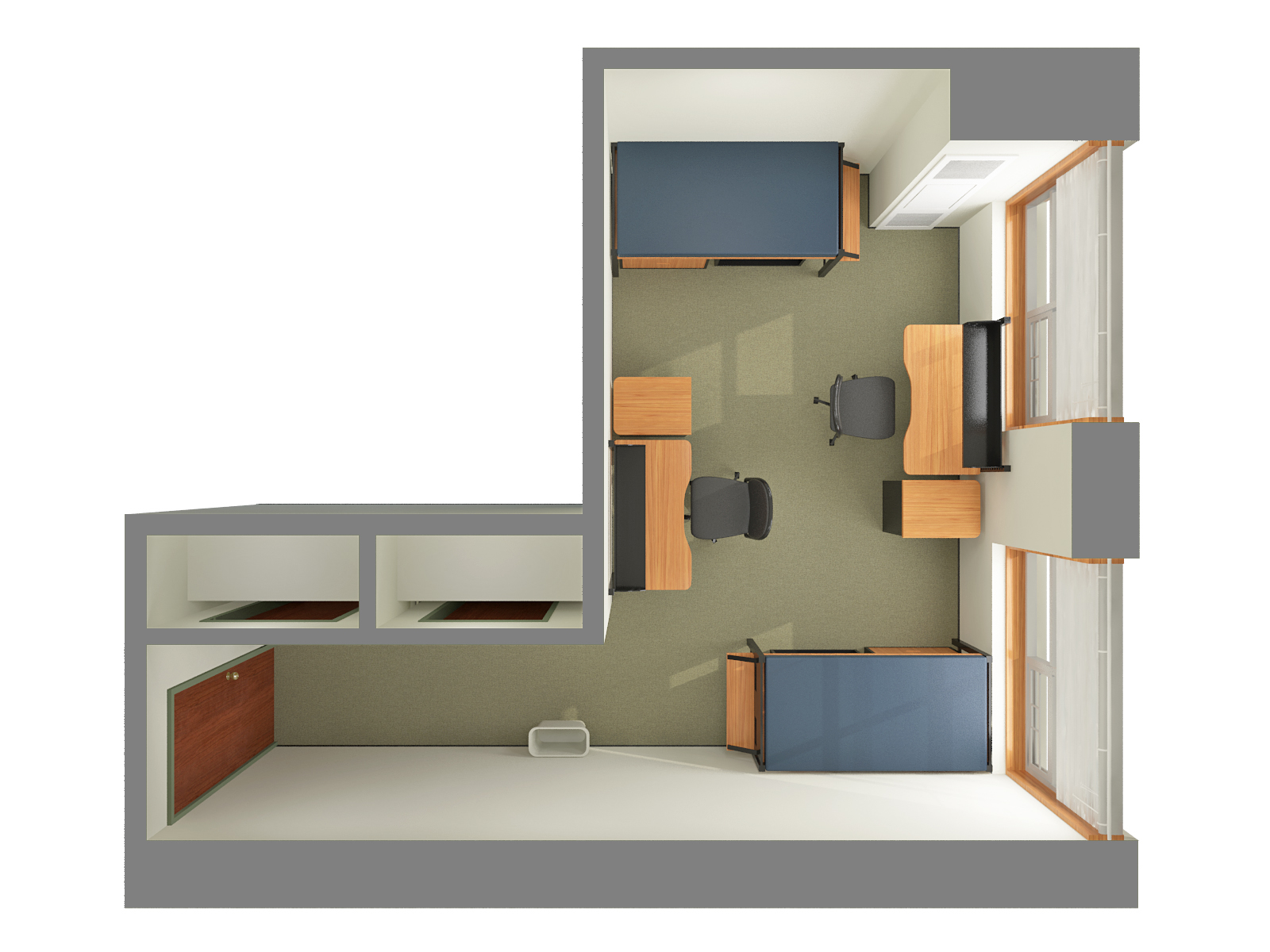 Dorm Room Design Layout Suite Layouts Tropicana Gardens Living Room