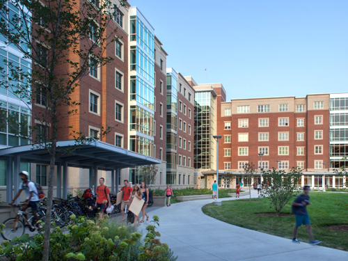 Undergraduate Halls University Housing At The University