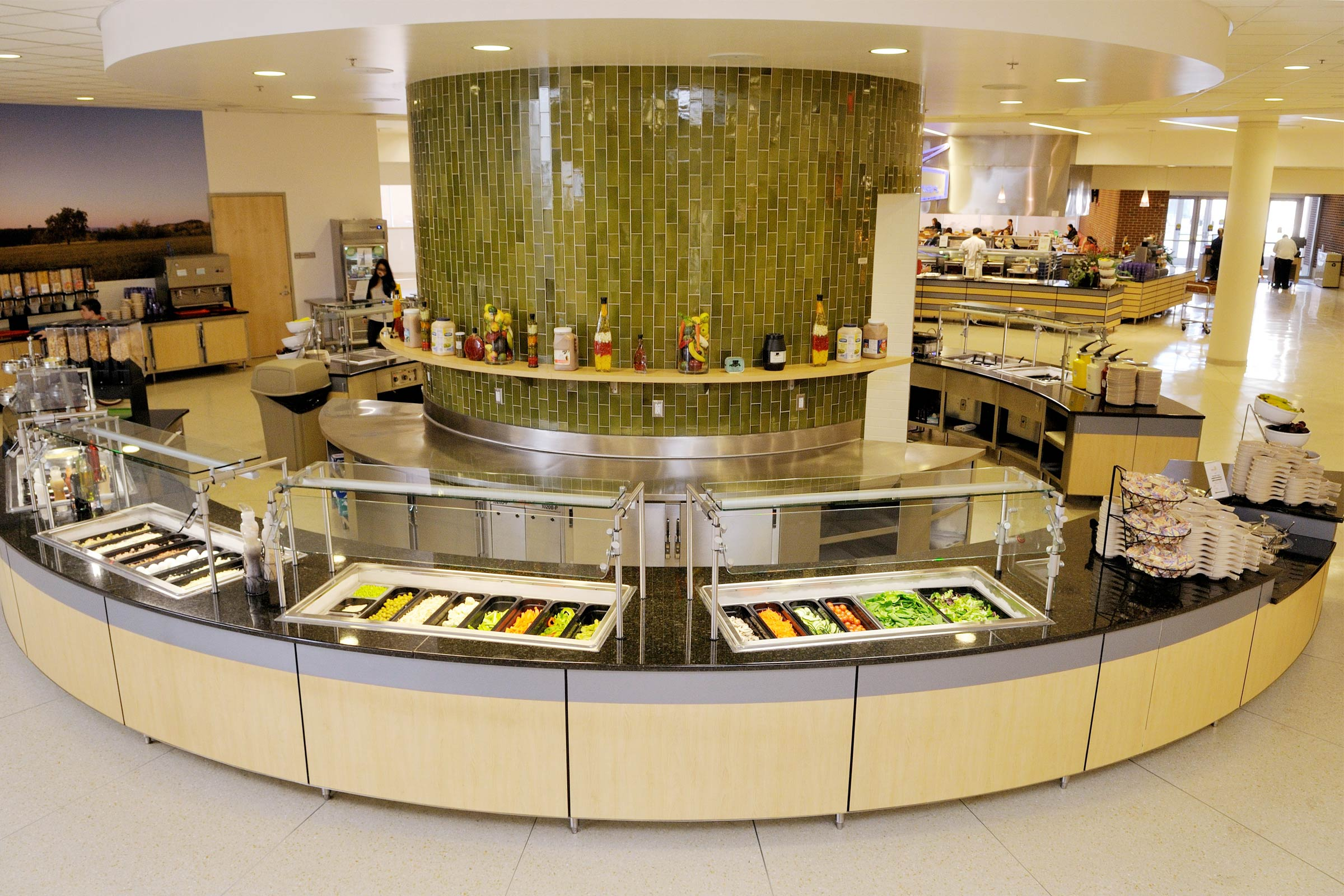Purchase college papers dining hall menu
