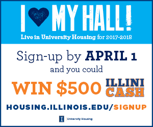 Win $500 by April 1