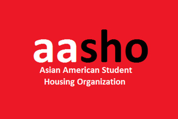 Asian American Student Housing Organization logo