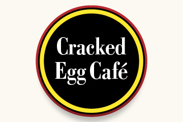 Cracked Egg logo