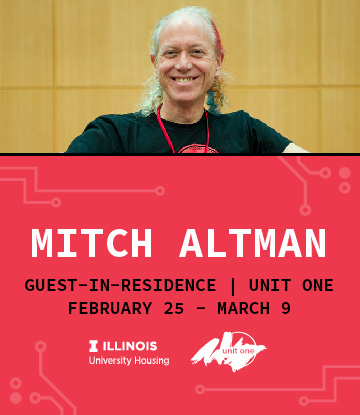 Mitch Altman Sidebar