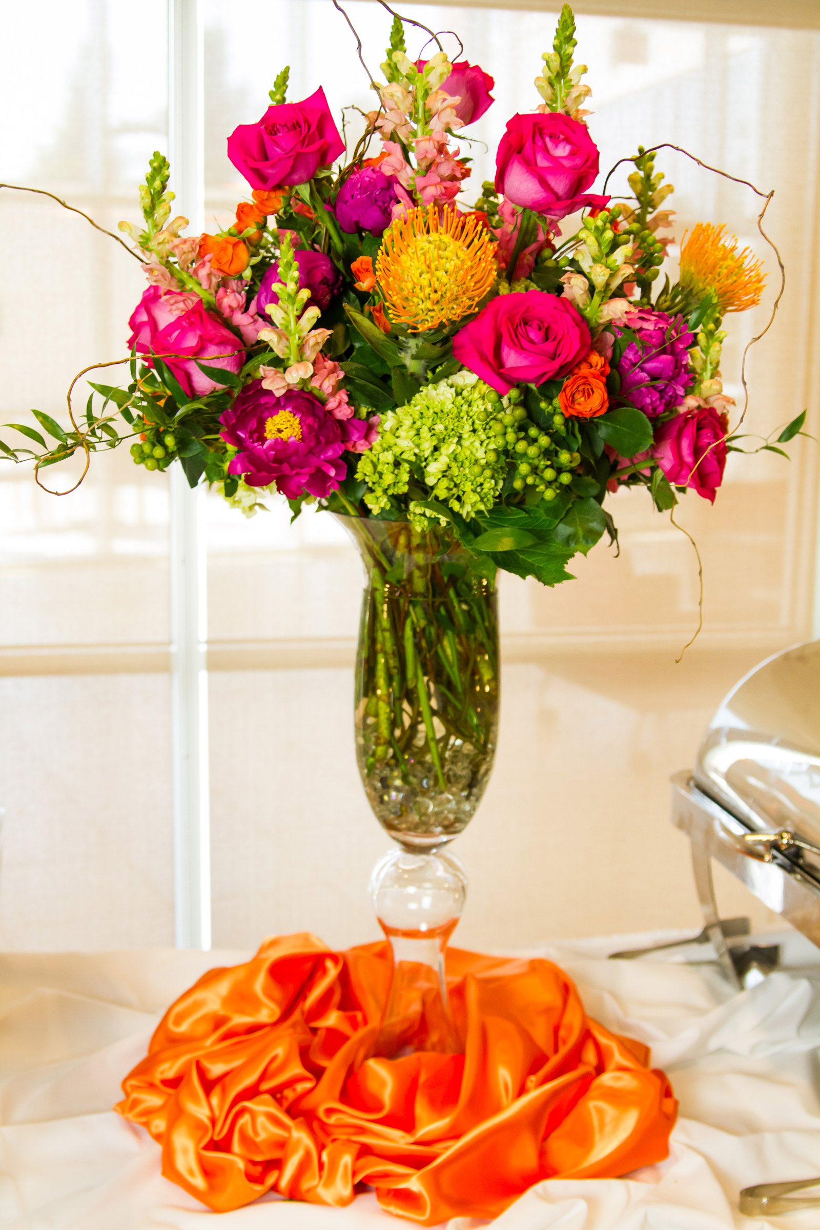 Floral arrangement gallery university housing at the